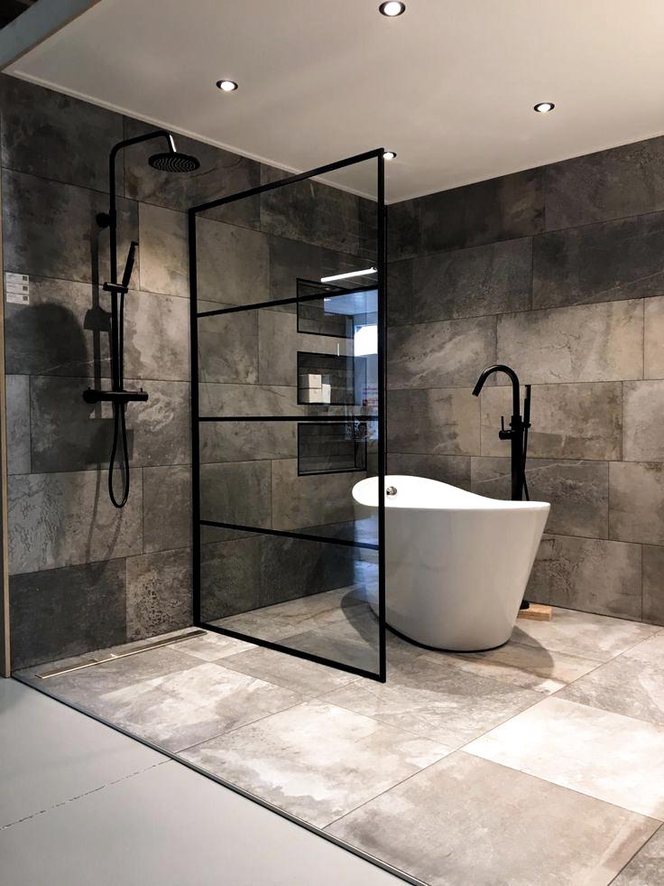 Aus Badezimmer Badezimmerdesign Beton Design Marmor Modern