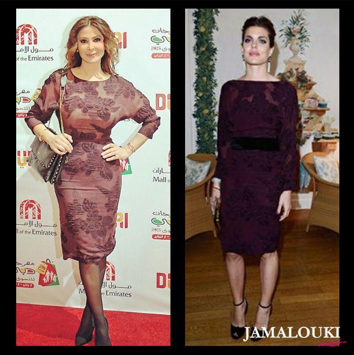 م ن ارتدت فستان غوتشي بشكل أفضل اضغطي على الصورة وصو تي للأجمل Dresses Fashion Peplum Dress