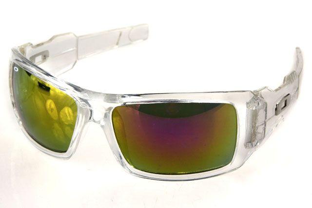 #Oakley #Sunglasses Oakley Antix Sunglasses Transparent Frame Deepbrown Lens  #oakleysunglasses
