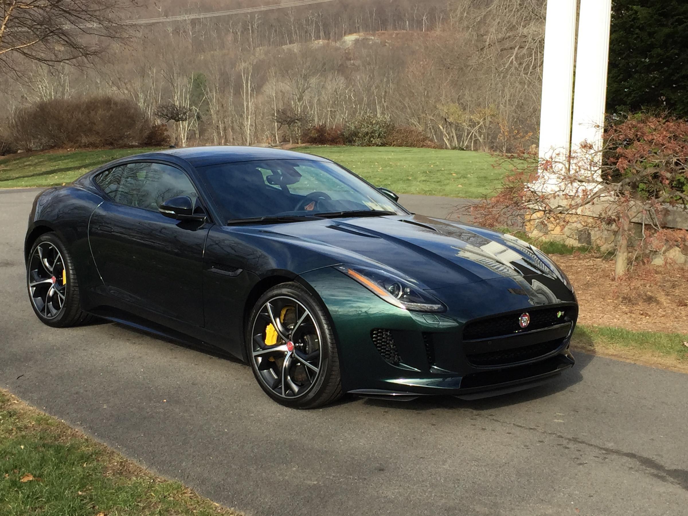 hight resolution of jaguar f type r british racing green