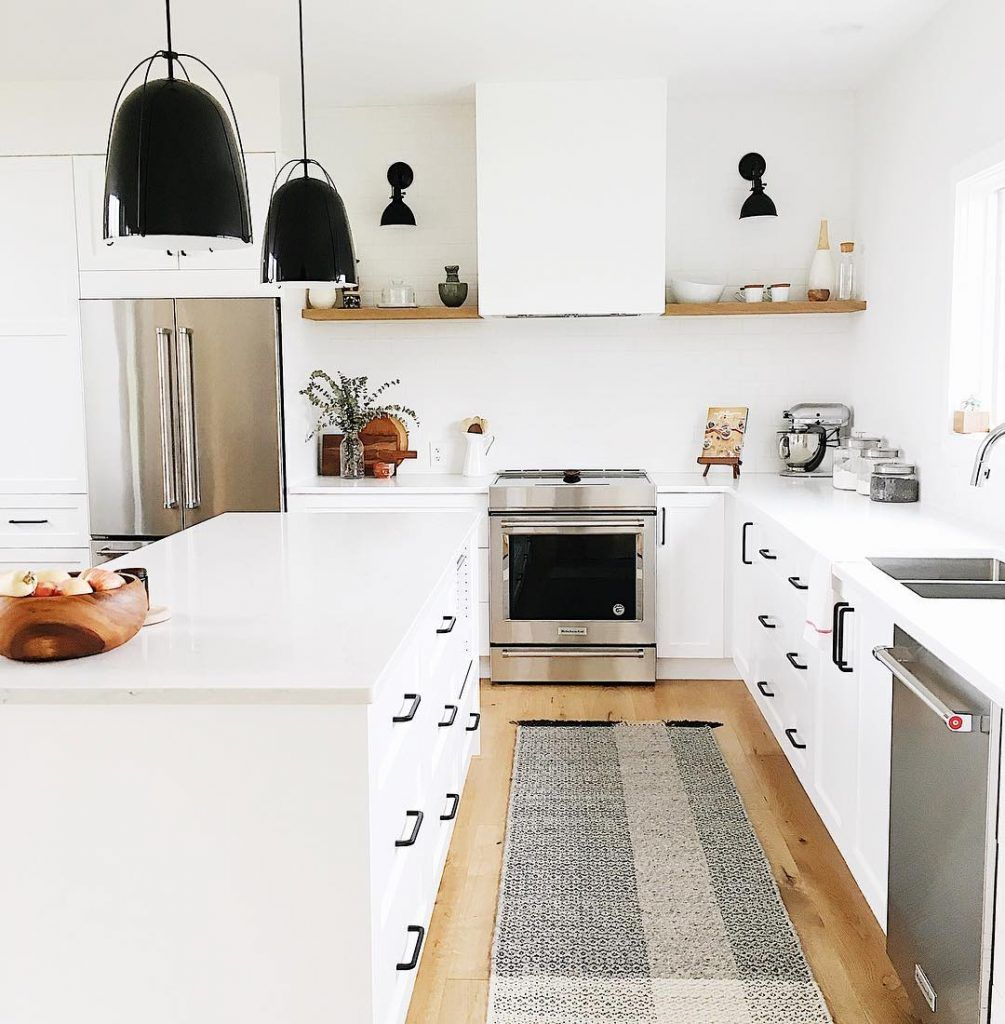 47 Incredibly Inspiring Industrial Style Kitchens: 15 Inspiring Home Instagram Accounts With Less Than 10K