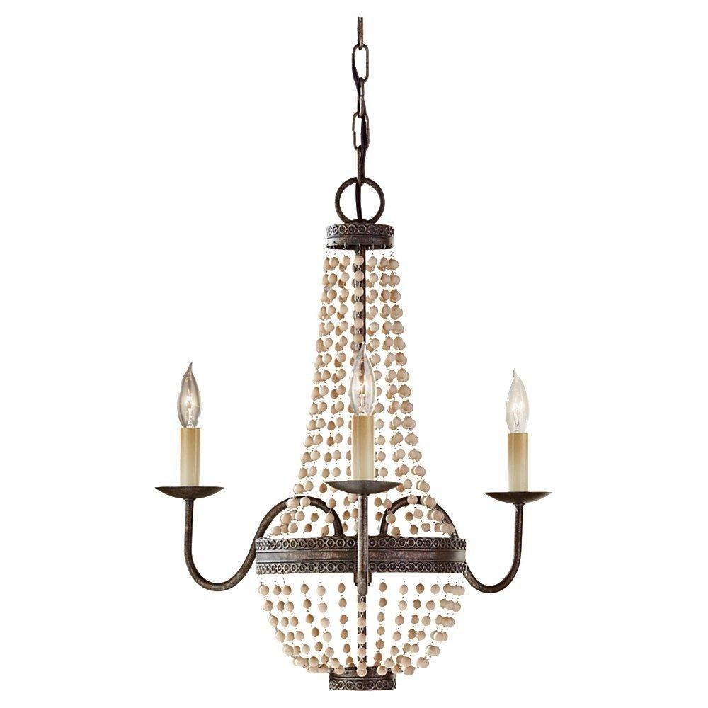 Bathroom Light Fixtures Nashville Tn three light bronze up chandelier | hansen lighting | for the home