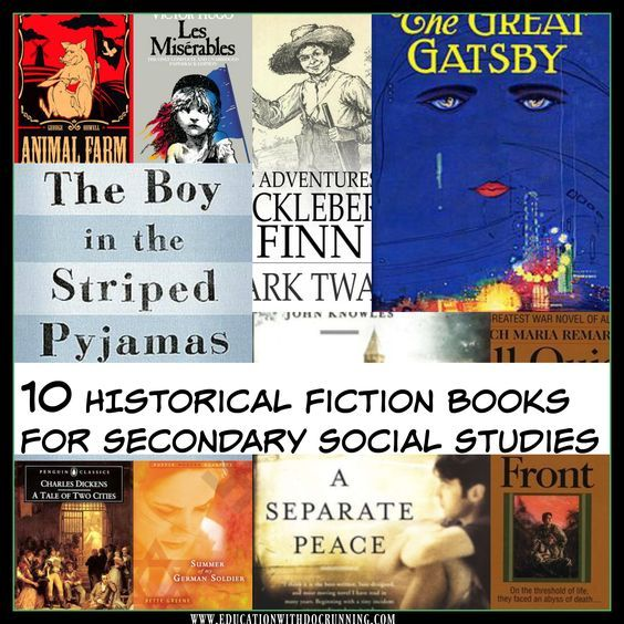 Books Help Bring Historical Events And Periods Alive 10 Great