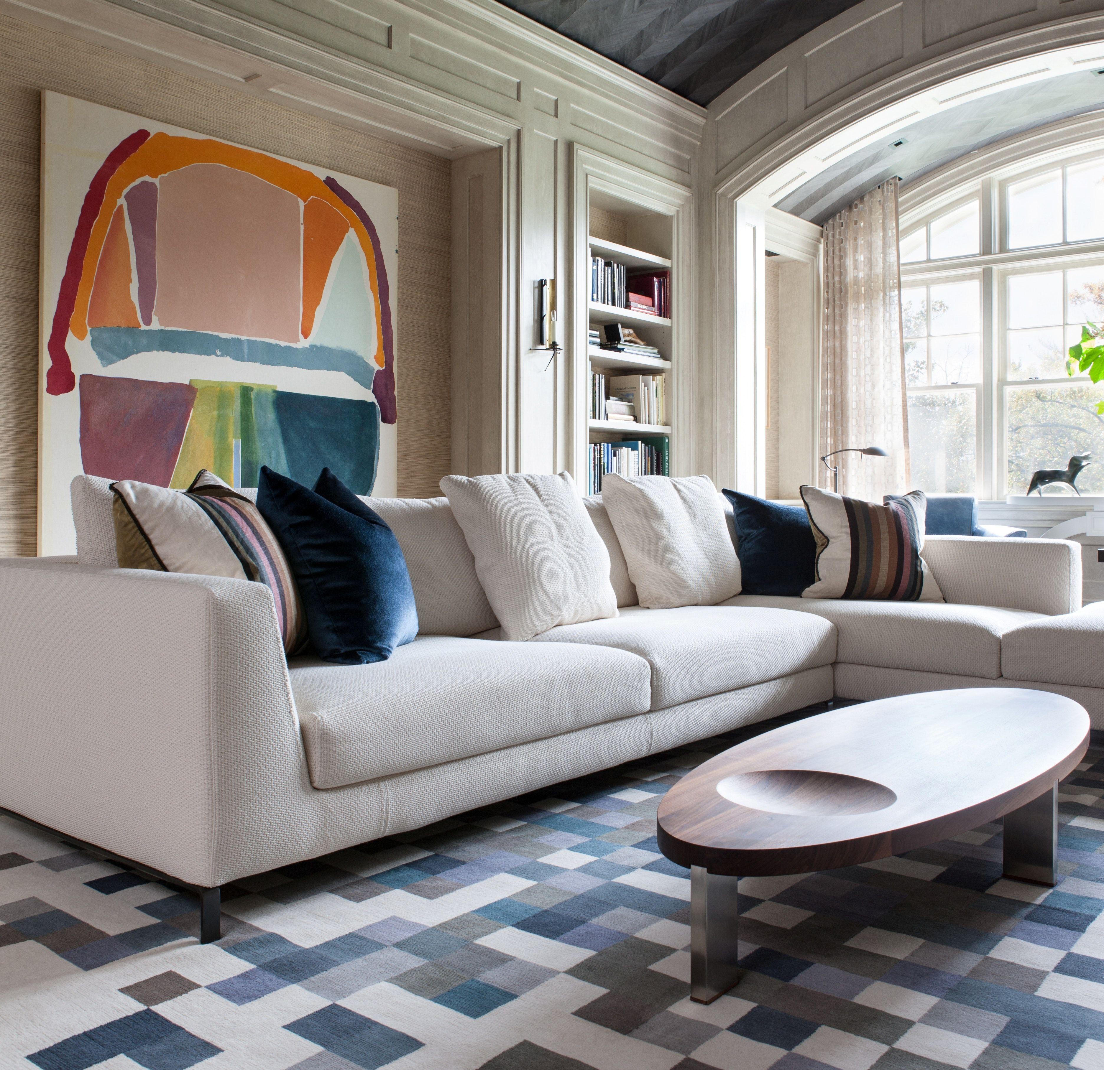 Library Huntley Interior Design Interior Living Design