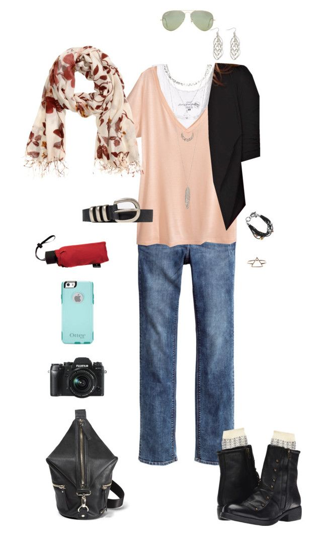 L3 by kclange on Polyvore featuring polyvore, мода, style, H&M, Gap, Massimo Matteo, Kenneth Cole, Charlotte Russe, OtterBox, Victorinox Swiss Army, Stitch & Hide, Ray-Ban, Fuji, women's clothing, women's fashion, women, female, woman, misses and juniors