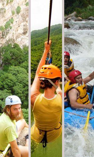 Un destino de aventura por excelencia es #Chiapas, uno de los rincones más espectaculares de nuestro país, donde podrás encontrar selvas, montañas, playas, cascadas e impresionantes lagunas. Es ideal para disfrutar de la naturaleza y la aventura! Reserva ahora: http://bit.ly/1OFA3jQ #NosotrosteLlevamos