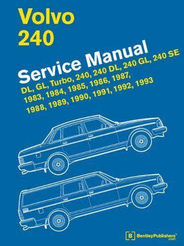 volvo 240 service manual | volvo 240, volvo, repair manuals  pinterest