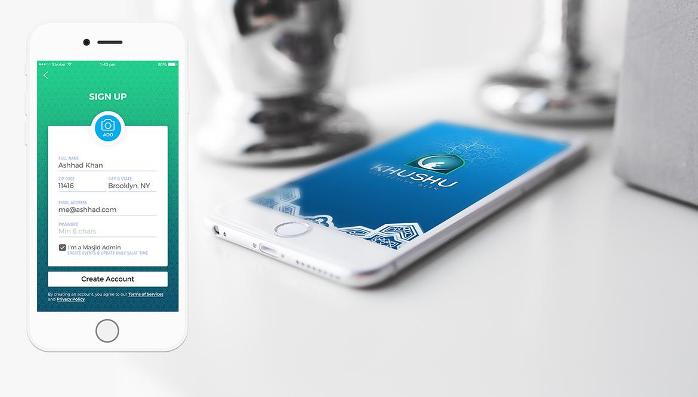IOS App Design Splash Screen