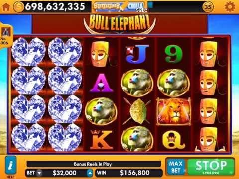 Elephant Treasure Slot Machine
