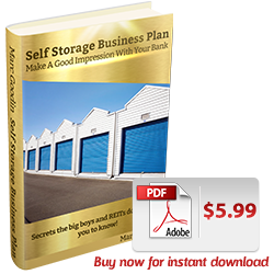 Business plan for buying storage units