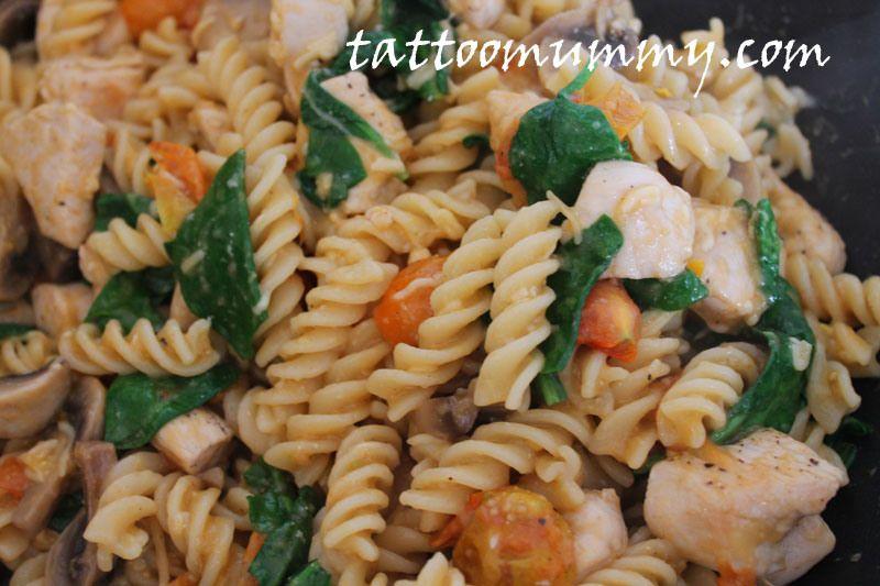 Chicken Pasta Everyone Will Love