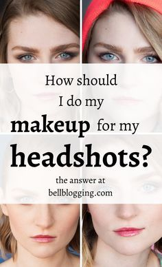 How to Get Incredible Headshots – Finesse Your Headshot Session, Finesse Your Career