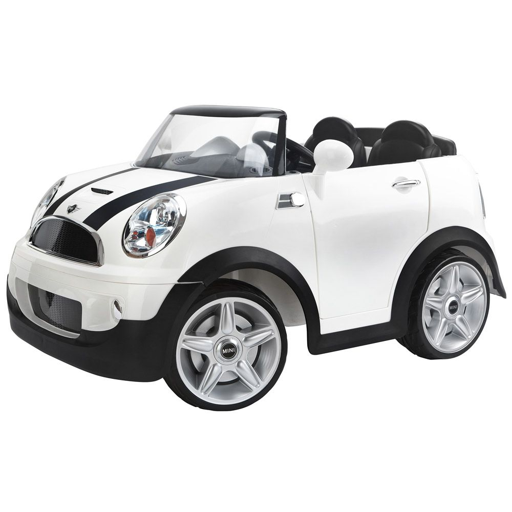 Kid Trax Mini Cooper S 12V Ride On (3+ Years