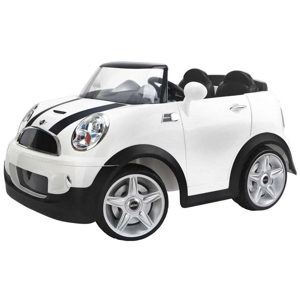 medium resolution of costco uk kid trax mini cooper s 12v ride on 3 years