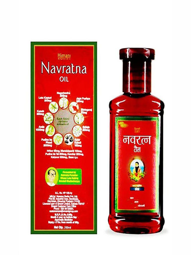 Himani Navratna Oil 200ml Oils Free Shipping Online Shopping Oil Online