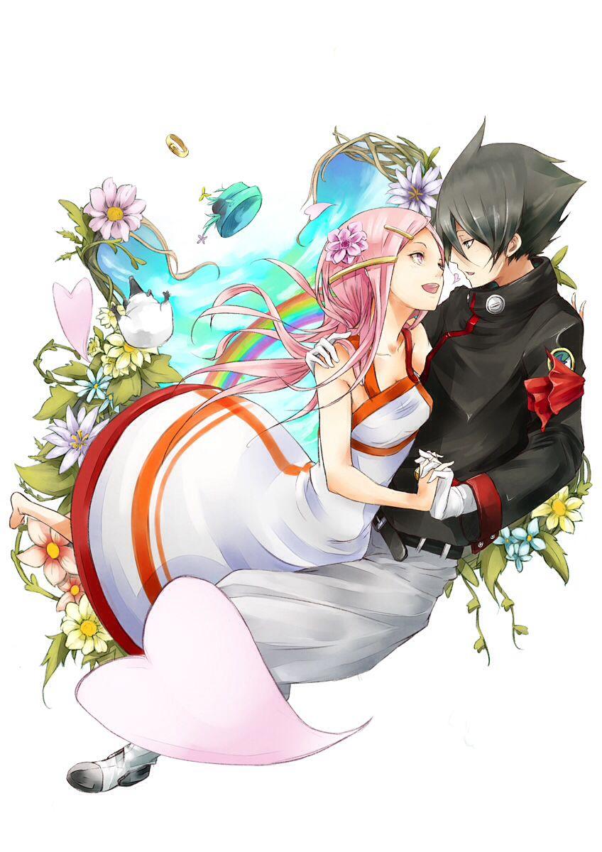 Eureka Seven [ ] anime manga swords