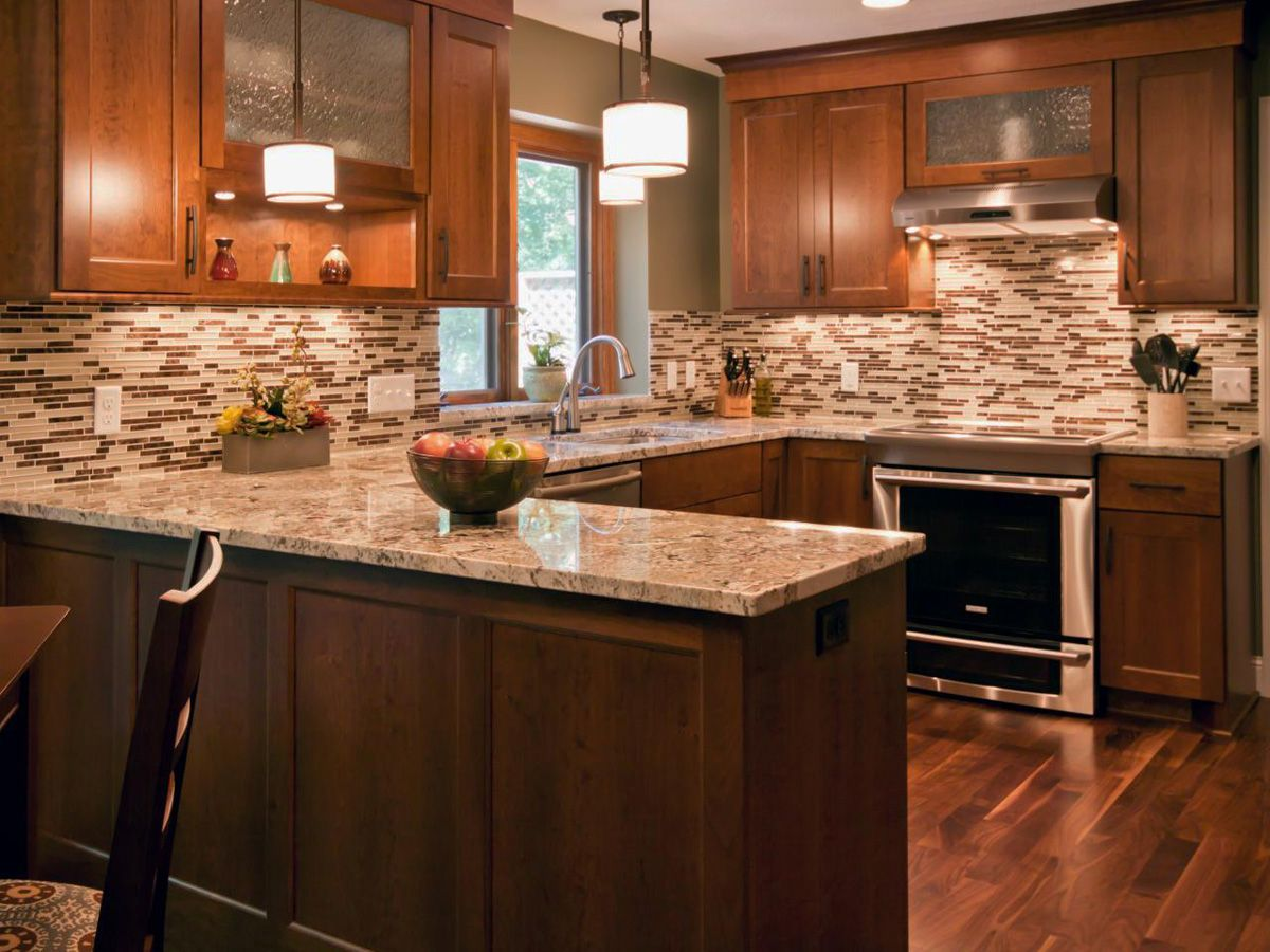 Superior Backsplash Tile Ideas For Kitchen Can Sophisticate Your Kitchen And  Interior Beautifully. It Is Made In Many Styles And Colors For You To Opt  For.