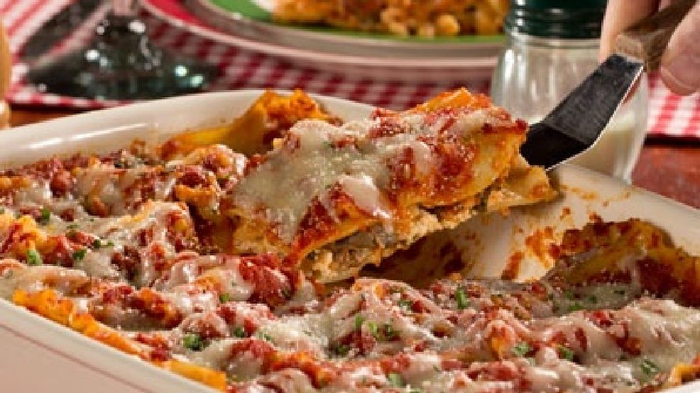 The Easiest Lasagna Ever Easy lasagna, Mr food recipes