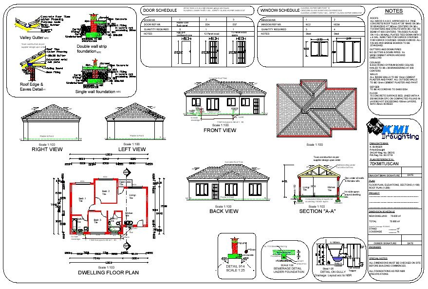 Many Of House Owners Have Good Ideas For Renovating Their Properties With The Addition Of New C In 2020 House Plans South Africa Free House Plans Beautiful House Plans