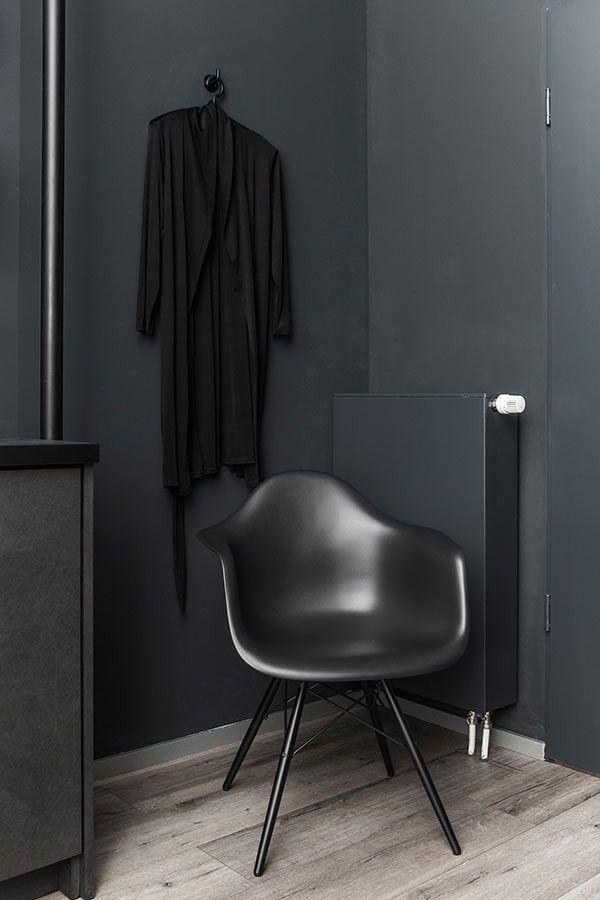 A Minimalist Hair Salon In Dusseldorf Interior Styling Betty Design Beautiful Interiors
