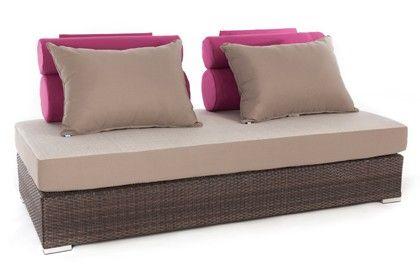 meubles de jardin haut de gamme en rotin et osier synthetique au quebec