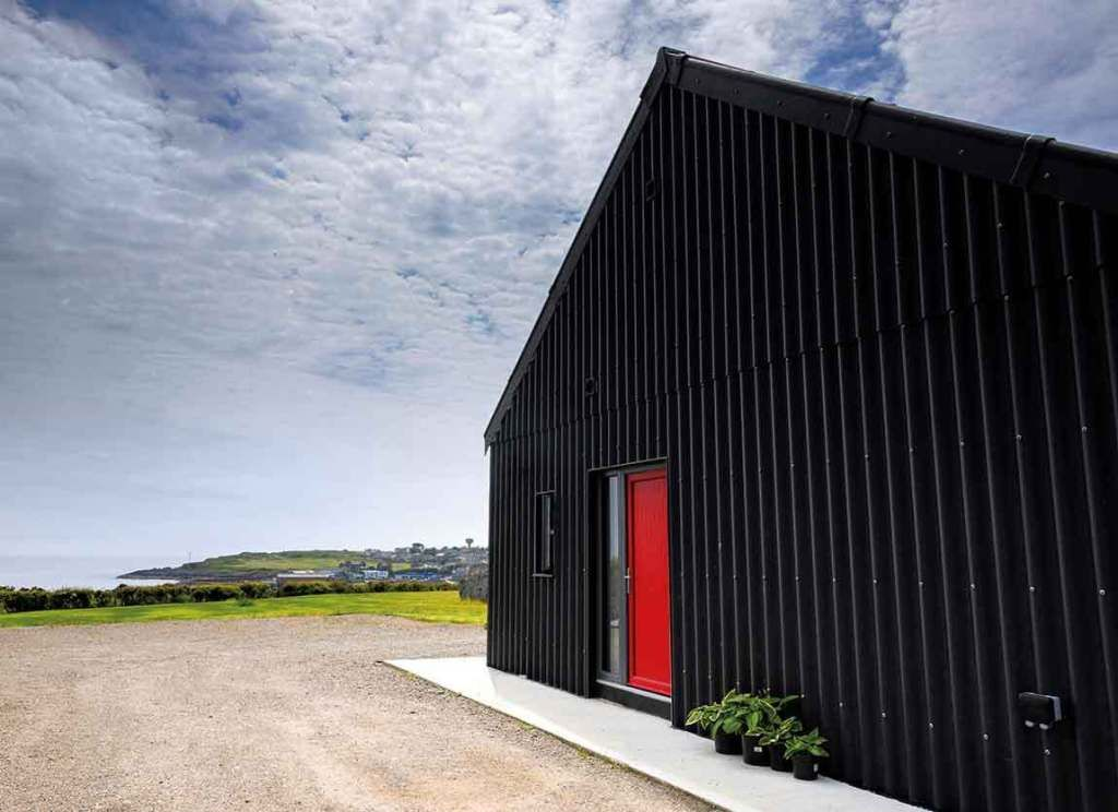 Low Cost Energy Efficient Rectangular Design In 2020 Energy Efficient Homes Energy Efficiency Roof Design