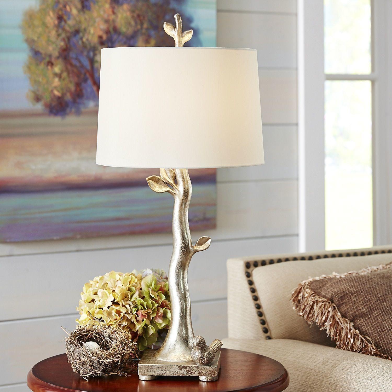 Bird Branch Lamp Table Lamp Lamp Birdcage Lamp