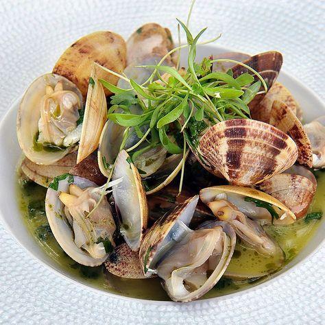 Palourdes la bulh o pato recette cuisine portuguese recipes yummy food et cooking - Deglacer en cuisine signifie ...