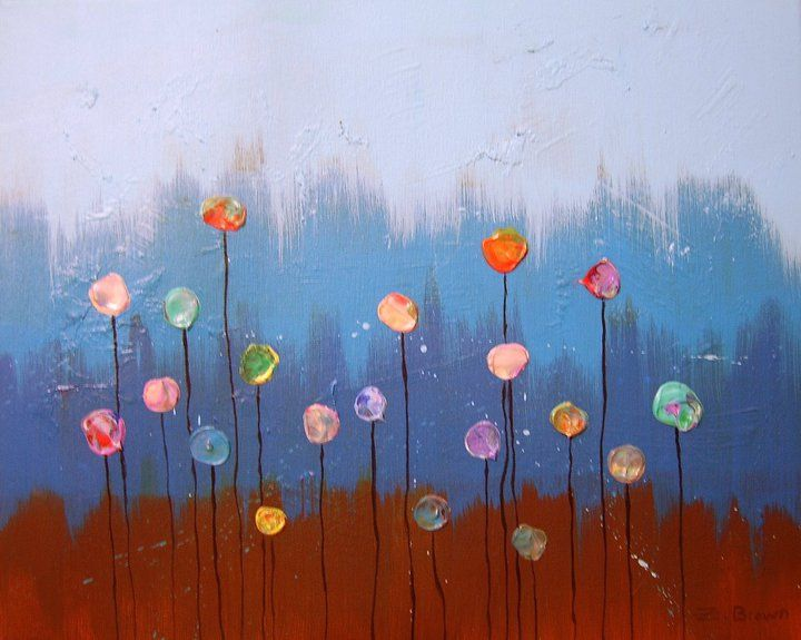 SOLD | Zachary Brown - Contemporary Art | Abstract ...