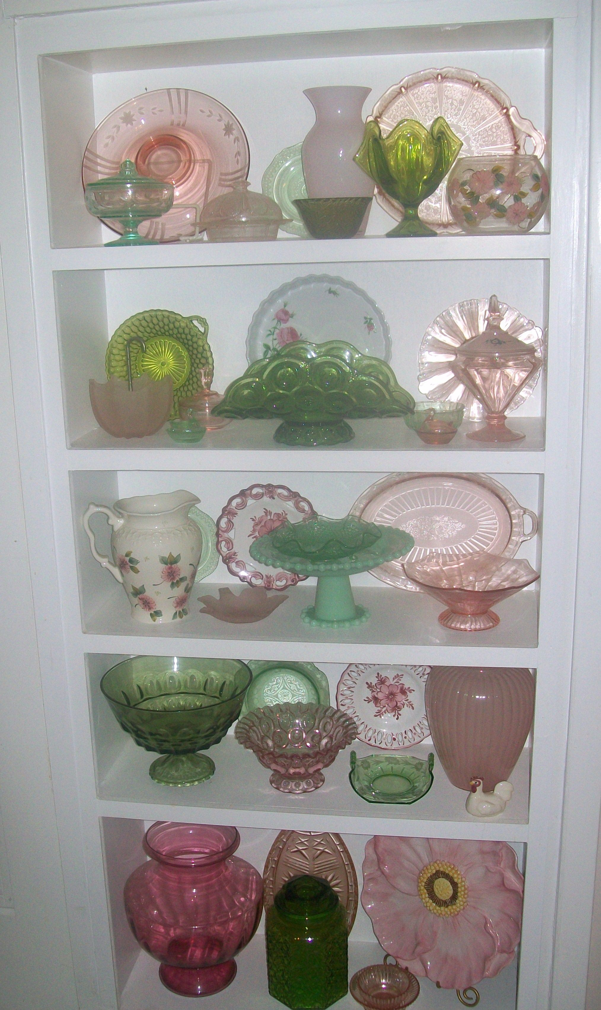 Most Valuable Depression Glass Patterns Amazing Decorating