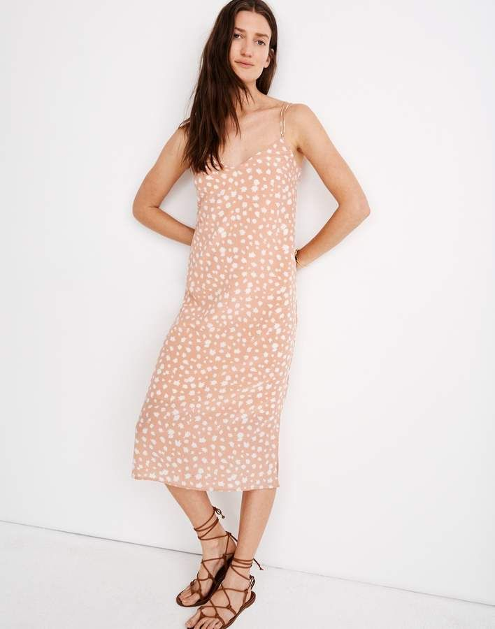 bf46a3697e4 Silk Cami Slip Dress in Star Shower in 2019 | Products | Dresses ...