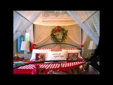Sonho de Natal Christmas In Bedrooms.