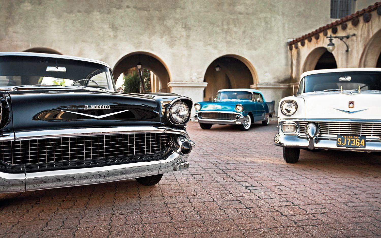 1956-1957 Chevrolet El Morocco Photo Gallery | Cars ...