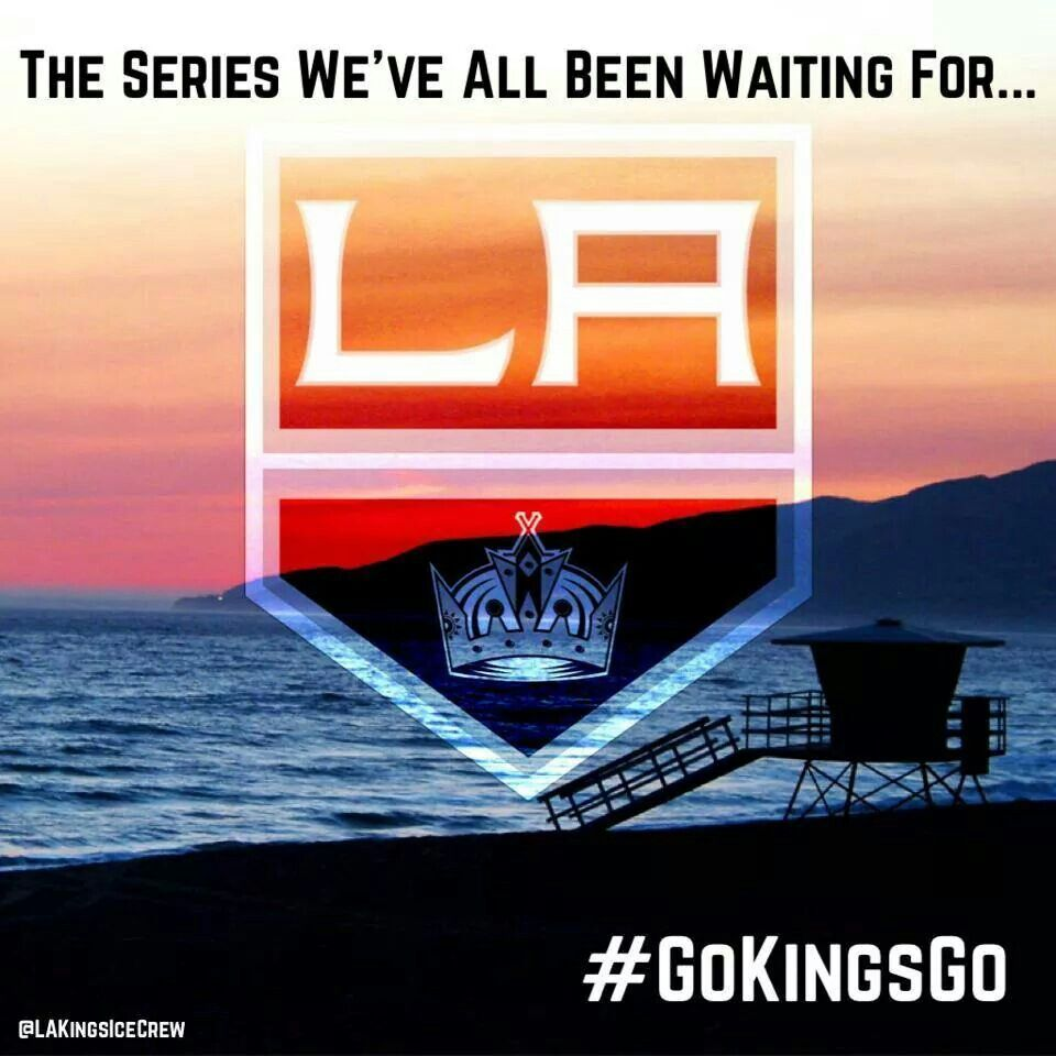 GO KINGS GO!! Crosstown rivals, playoffs and Kings with a winning momentum!