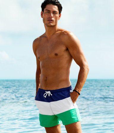 35e2faec75 H&M Swim Shorts -- | Sun & Sand in 2019 | Boys swimwear, Trendy mens ...