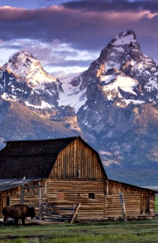 25 of America's most picturesque mountains
