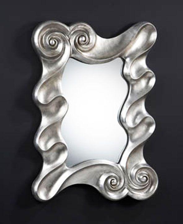 Ausgefallener Wandspiegel CURVAS. Dekoration Beltrán, Ihr Spiegel Shop Für Ausgefallene  Spiegel, Die