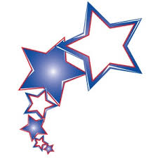Red White And Blue Patriotic Art Google Search Star Clipart Clip Art Star Illustration