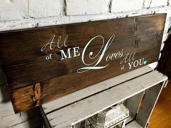 Farmhouse Love Sign Rustic Decor Wood