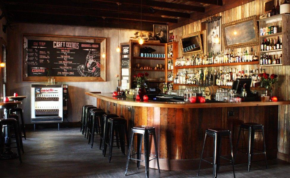 The Blackheart Rainey Street Whiskey Bar