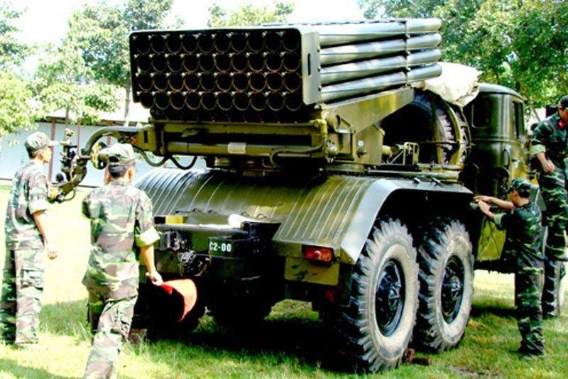 Kết quả hình ảnh cho 122mm BM21 Việt nam, Hình ảnh, Viết