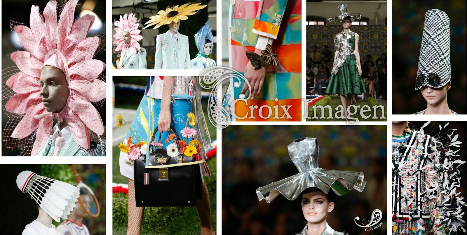 Thom Browne Accesories SS 2015