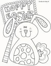 Image result for easter coloring pages