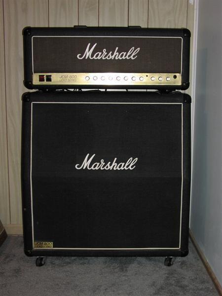 Jcm 800 marshall Marshall JCM800