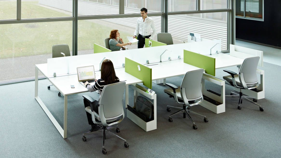Image Result For Steelcase Workstations Office Interiors
