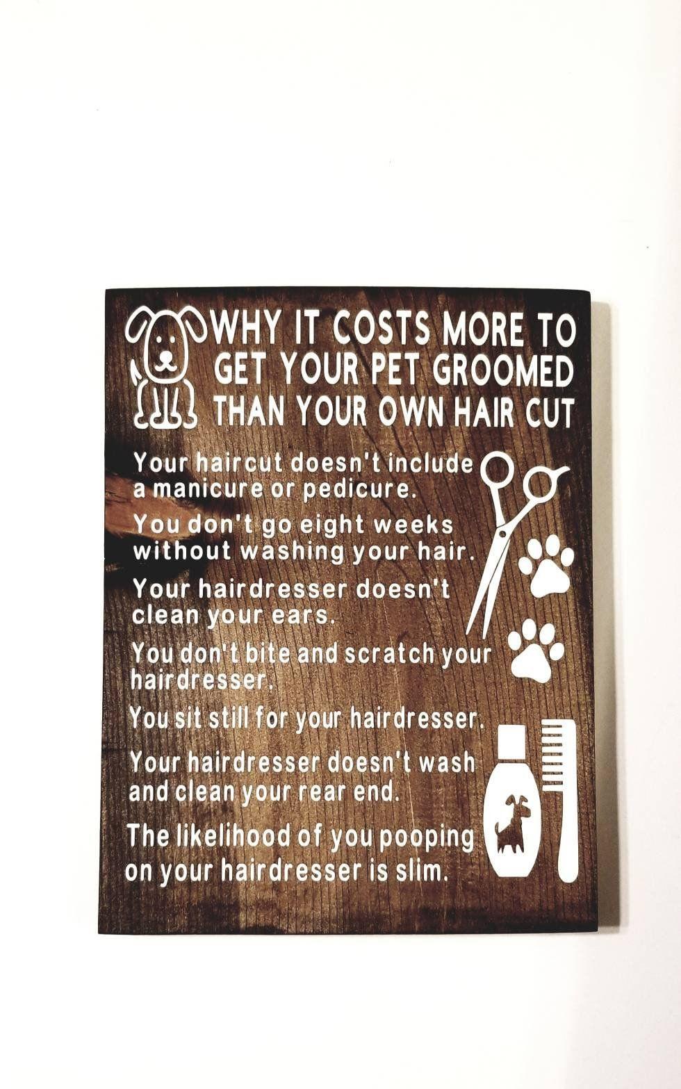 #etsy shop: Dog Grooming, Pet Groomer, Dog Decor, Christmas Gift For