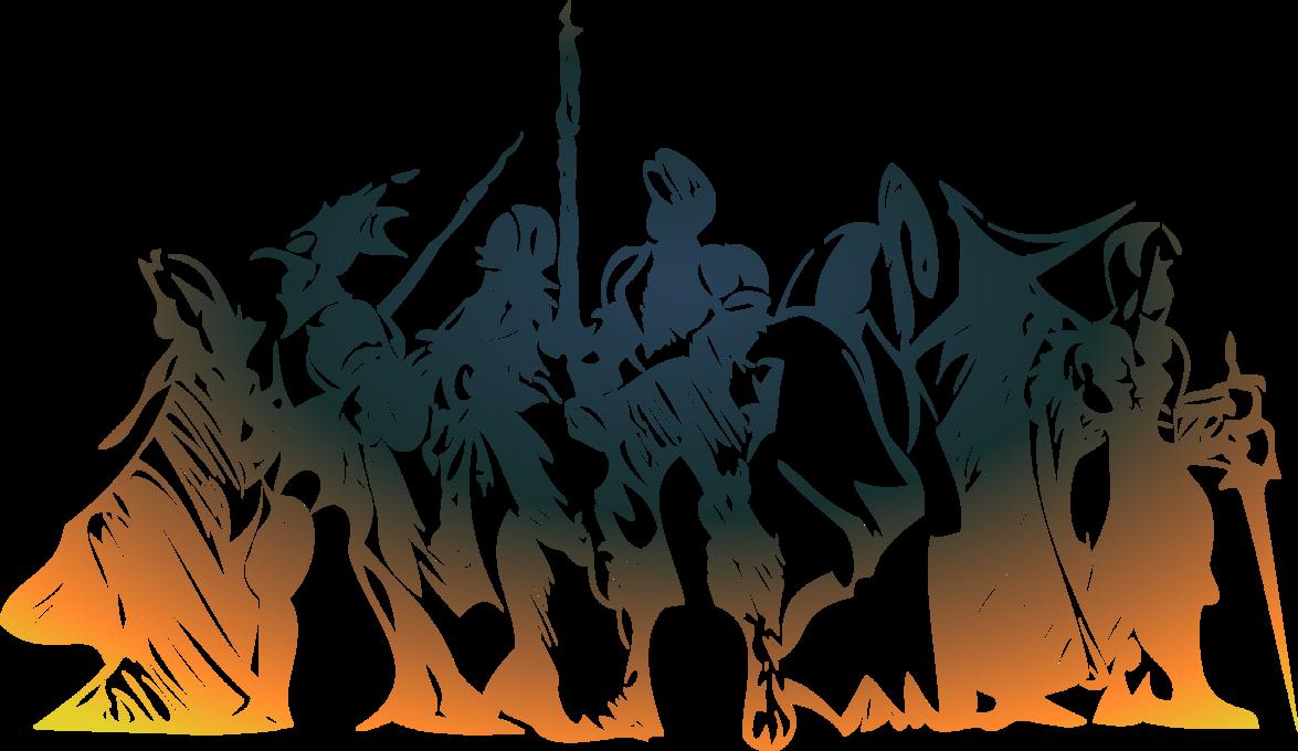 Final Fantasy Tactics logo by eldi13 Final fantasy art