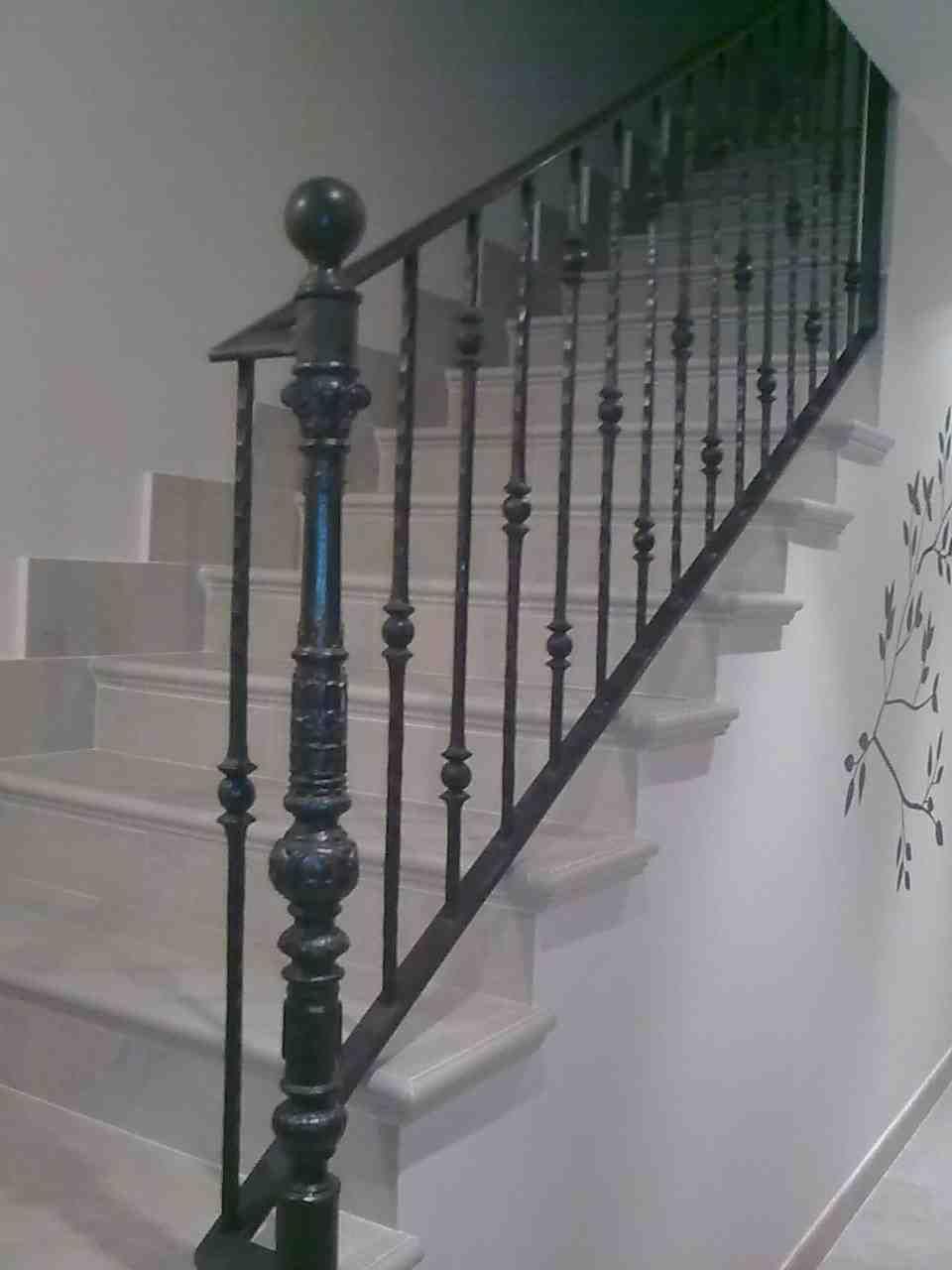 Barandilla Forja Jpg 960 1280 Barandillas Piscina Pinterest  ~ Barandillas De Forja Para Escaleras De Interior
