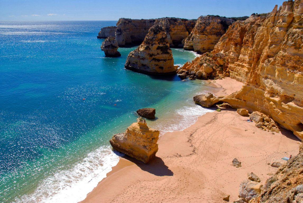 Praia da Marinha: the Complete Guide to the #1 Beach of the ...