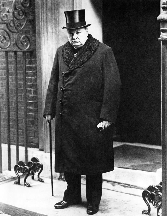 Churchill 1963